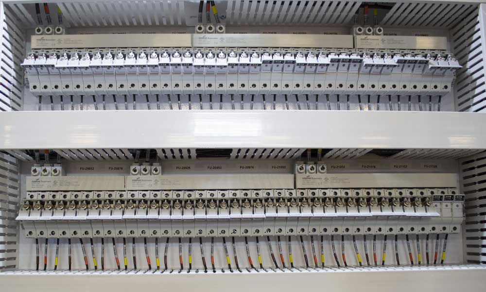 PanelTEK control panel design achieves industrial control solution