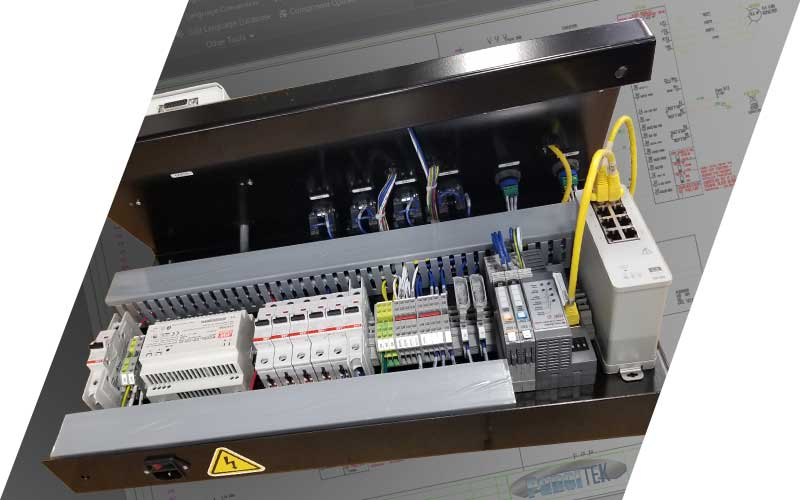 PanelTEK Engineering Services works on your industrial control panel design.